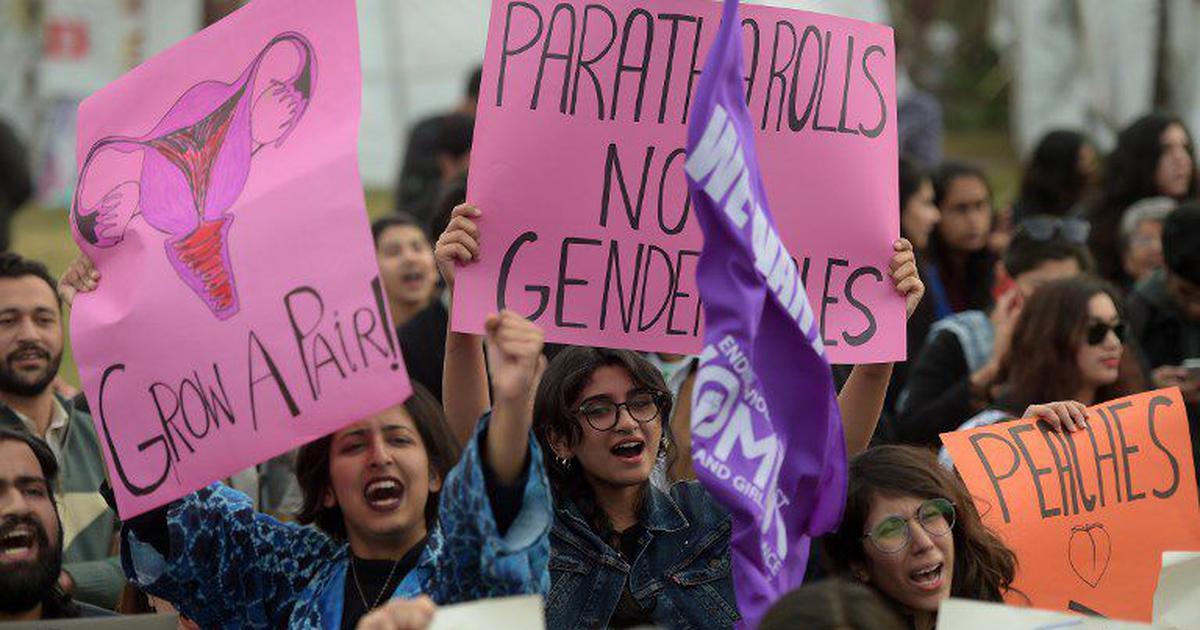 The furore around Pakistan's Aurat March still hasn't died down. Here's what critics won't admit