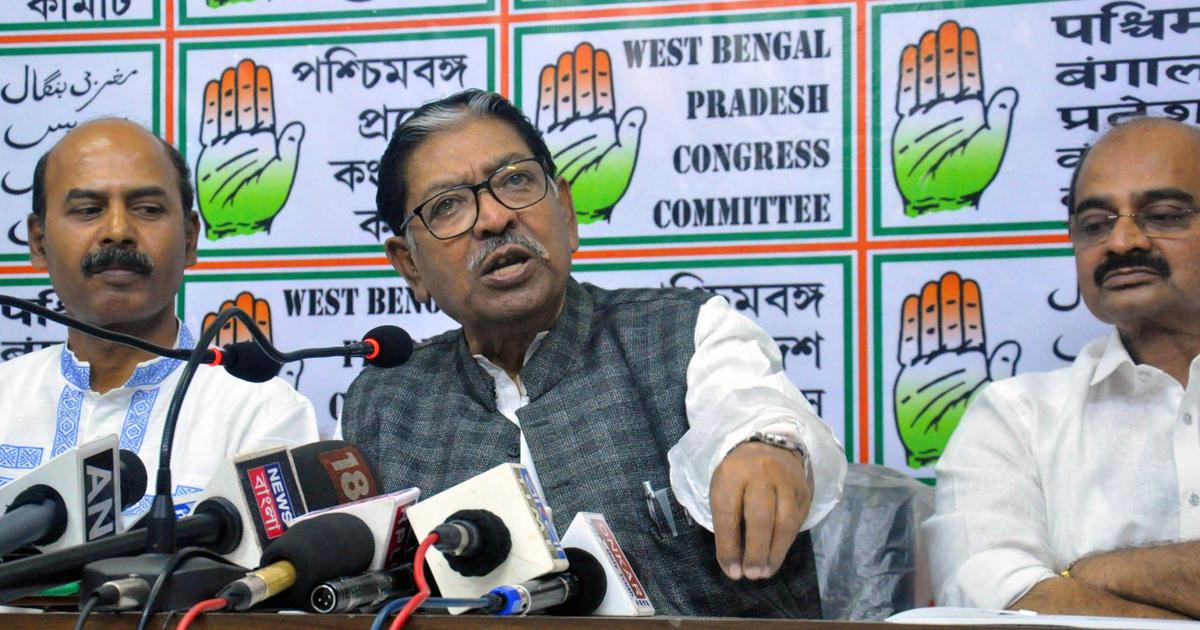 Lok Sabha polls: Congress to fight alone in West Bengal after discussions with Left Front fail