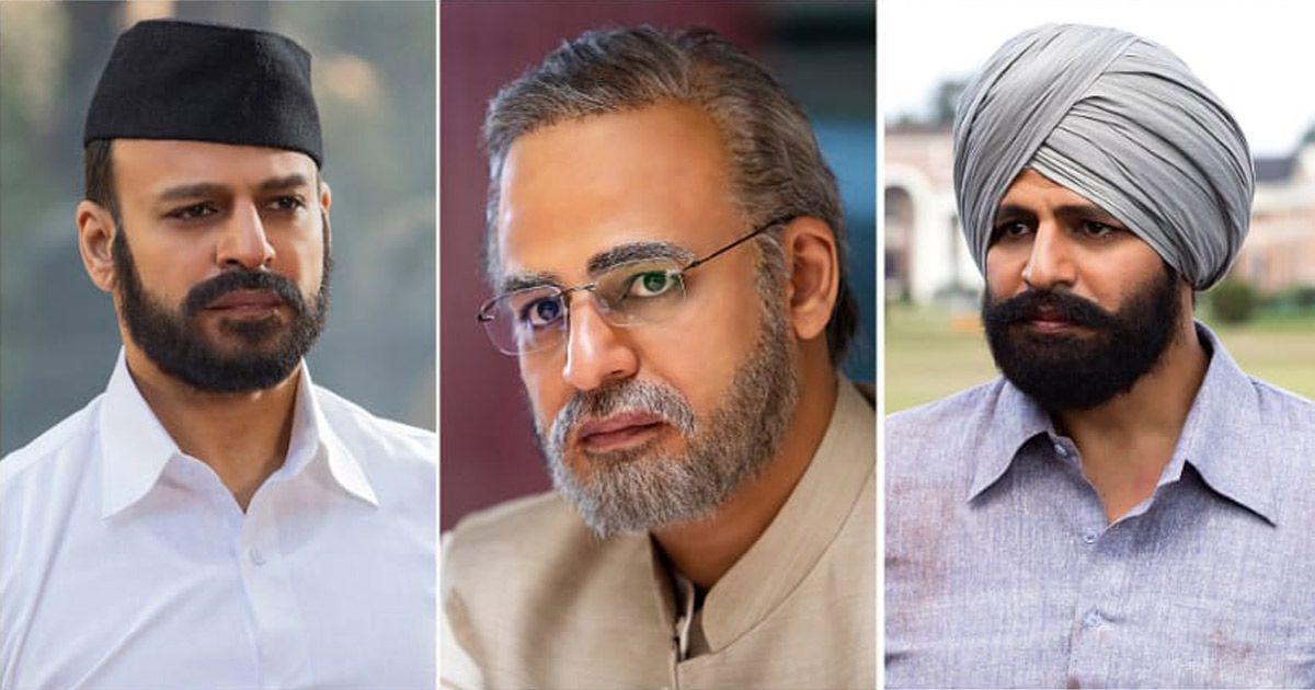 See Vivek Oberoi's various looks as Narendra Modi in upcoming biopic