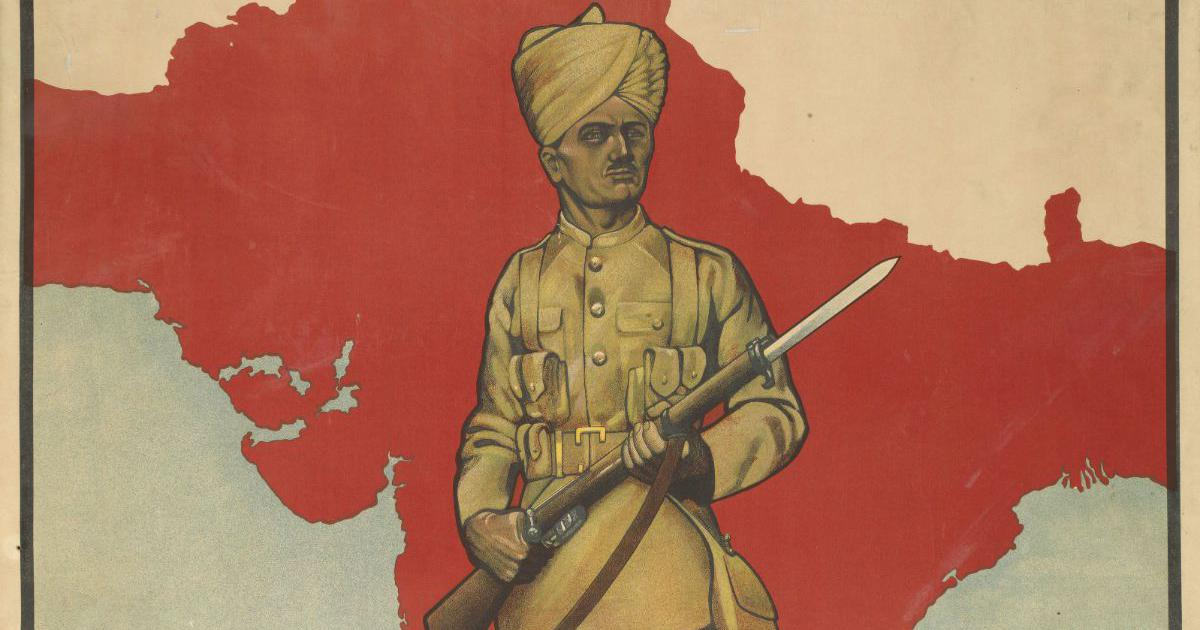 'Bombs going off like the rains in Sawan': A reminder from Indian WWI soldiers on the cost of war