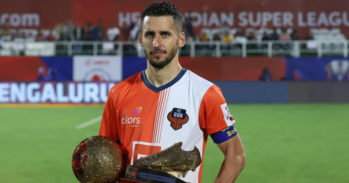 Indian Super League: Record goal-scorer Corominas extends his stay with FC Goa