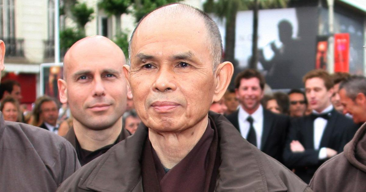 Thich Nhat Hanh: The Buddhist monk who introduced mindfulness to the West