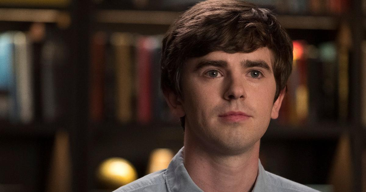Freddie Highmore interview: The Good Doctor being a child