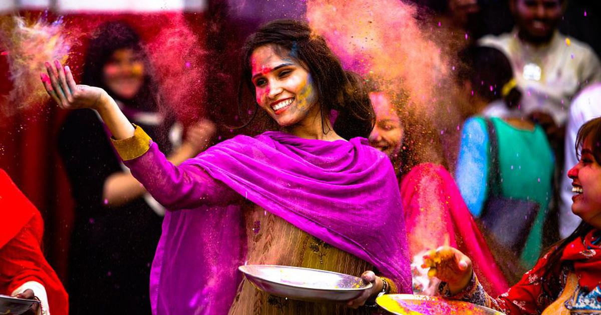 From India's Holi to Iran's Nowruz, spring festivals symbolise persistence or rebirth of beliefs