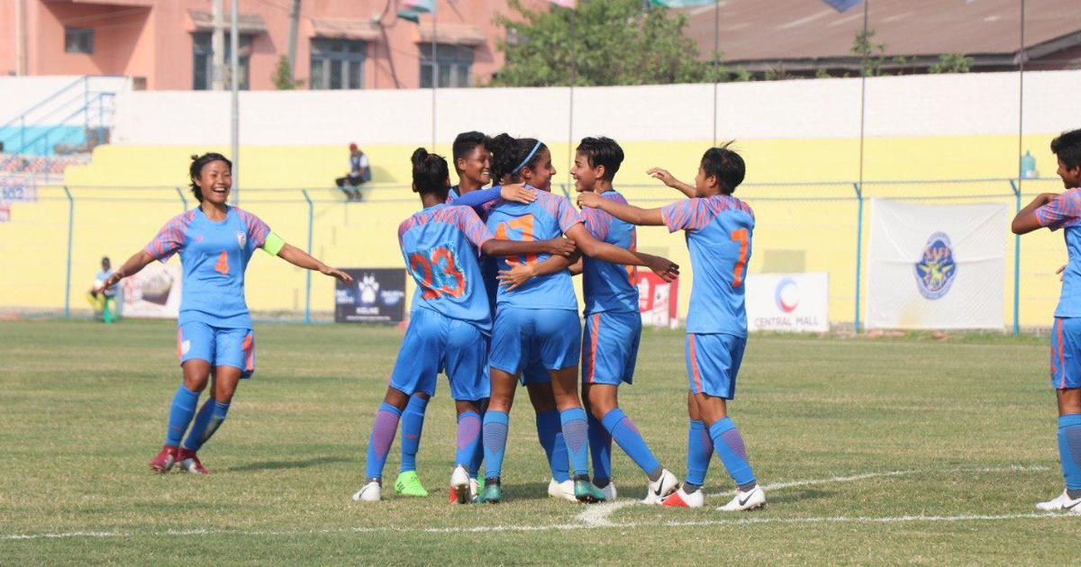 SAFF Women's Football Championship: India outclass Bangladesh 4-0 to reach the final