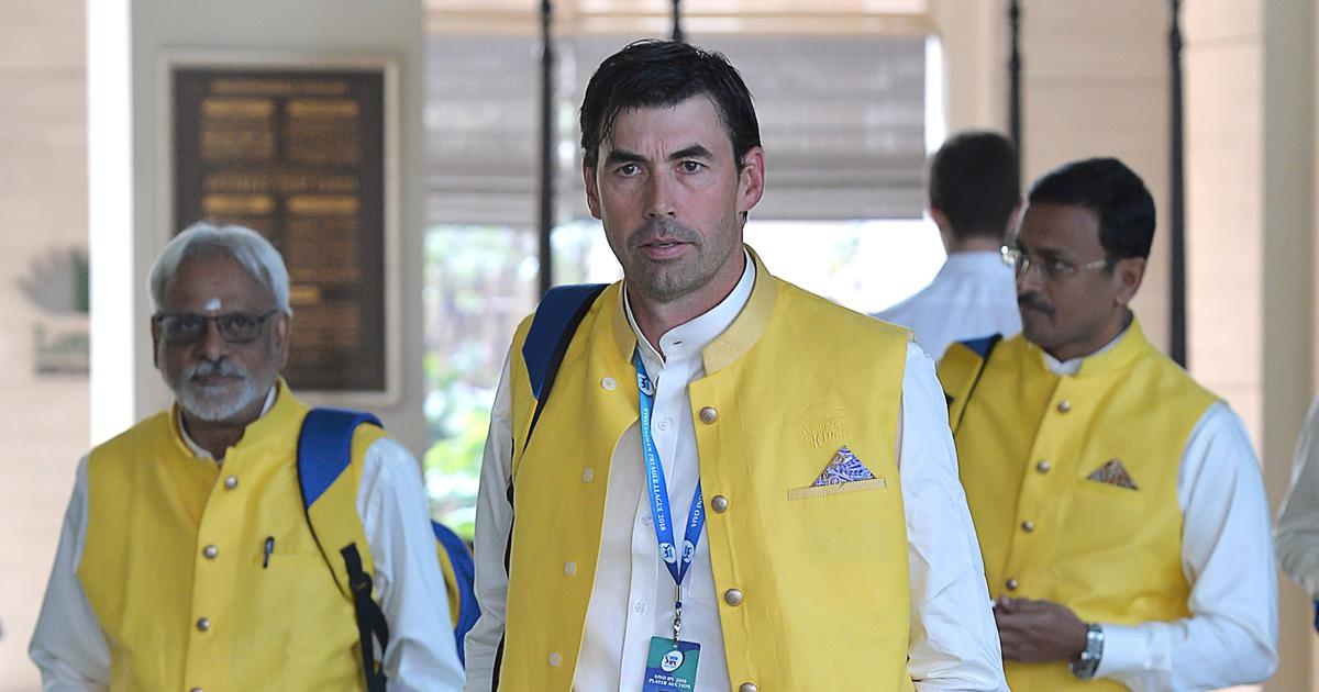 Stephen Fleming parts ways with Big Bash League runners up Melbourne Stars after 4 seasons as coach