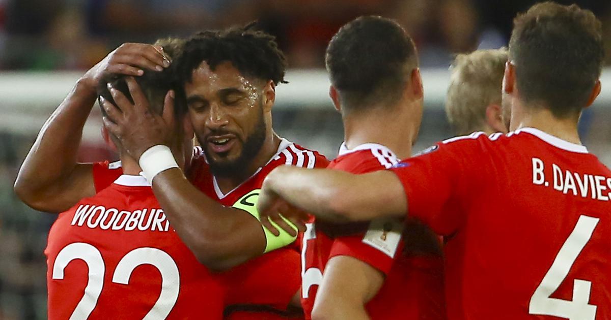 Football: Liverpool teenager Woodburn nets winner in injury-time as Wales beat Trinidad and Tobago