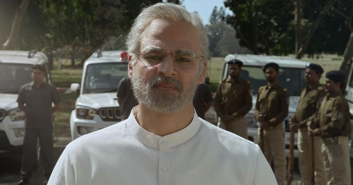 Dainik Bhaskar, T-Series get EC notice for advertisement of Narendra Modi biopic, says report