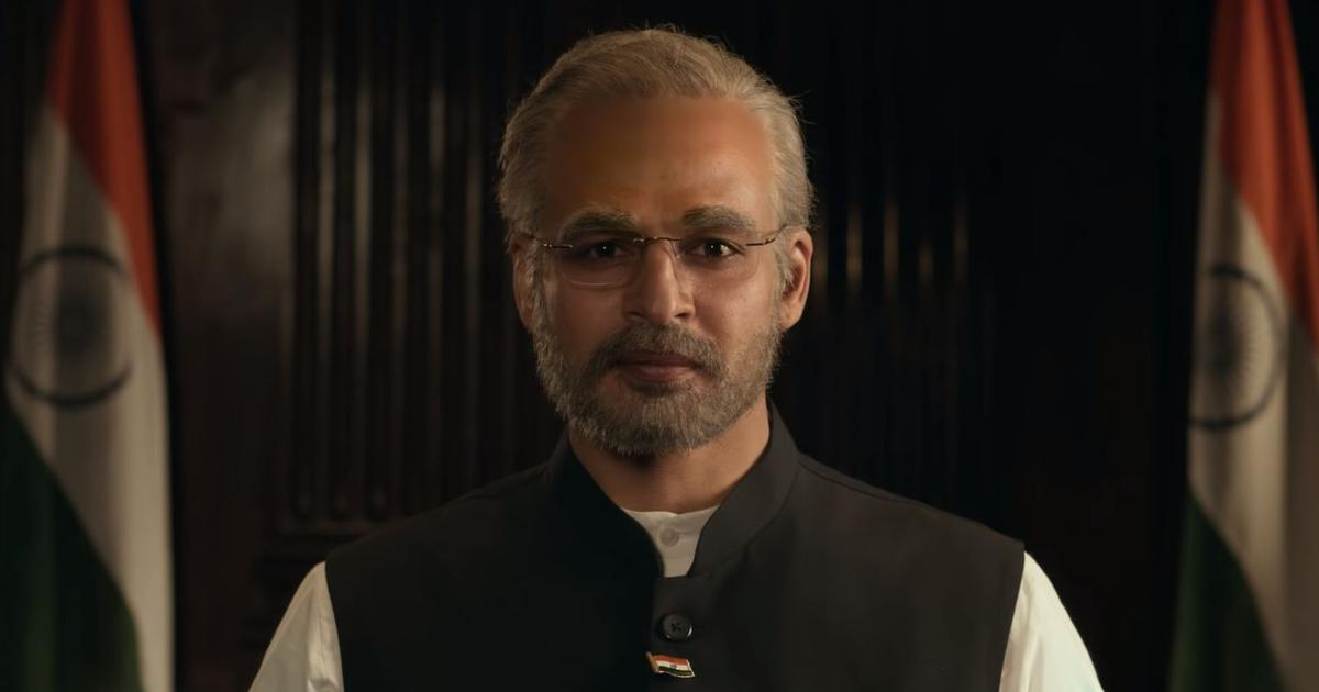 What the 'PM Narendra Modi' trailer tells us about Bollywood, politics and propaganda