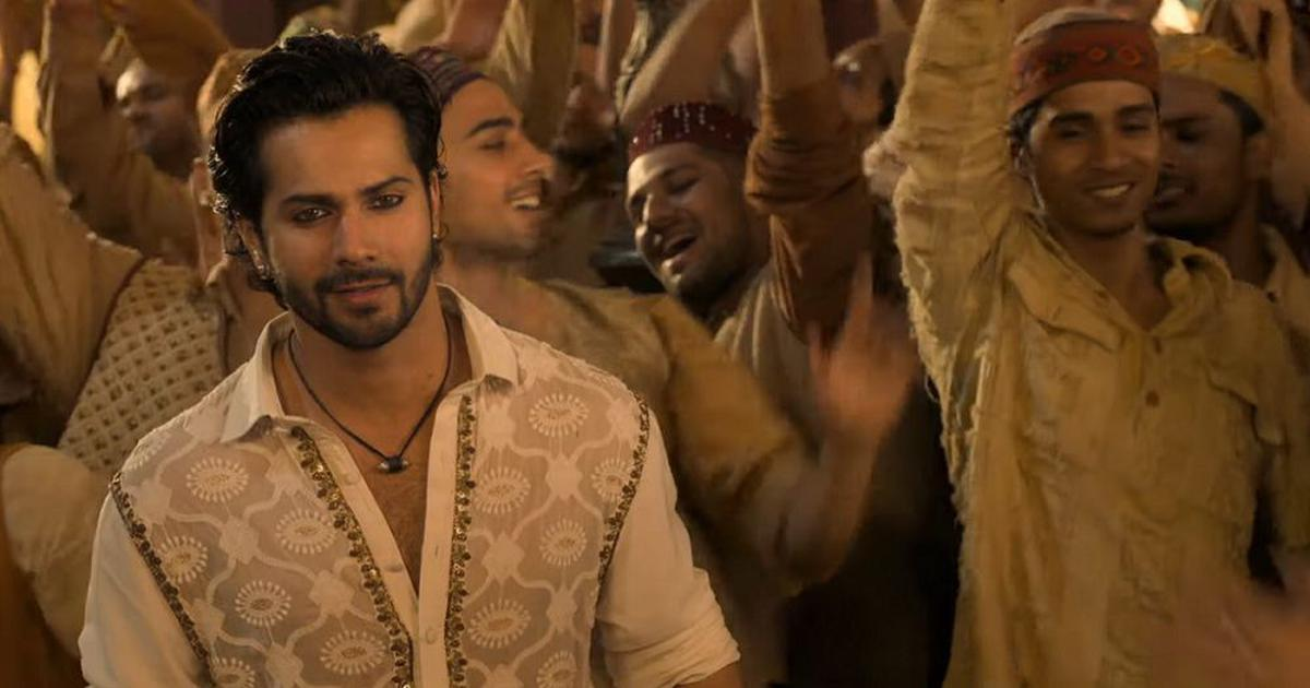 Song check: Varun Dhawan is 'First Class' in new 'Kalank' number