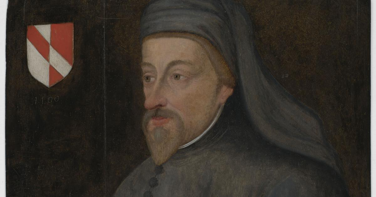 Chaucer was much more than English, he was a great European poet
