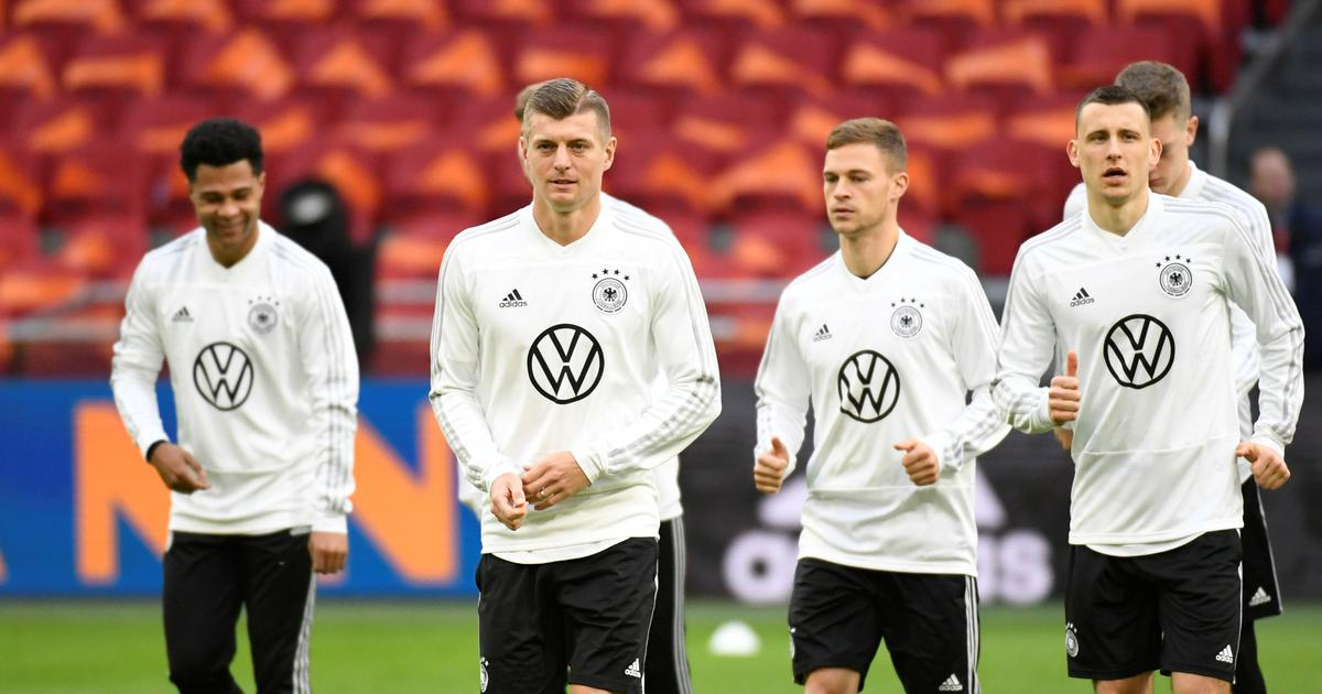 Euro 2020 qualifiers: Booed by fans, stuck in a slump, new-look Germany eye revival against Holland