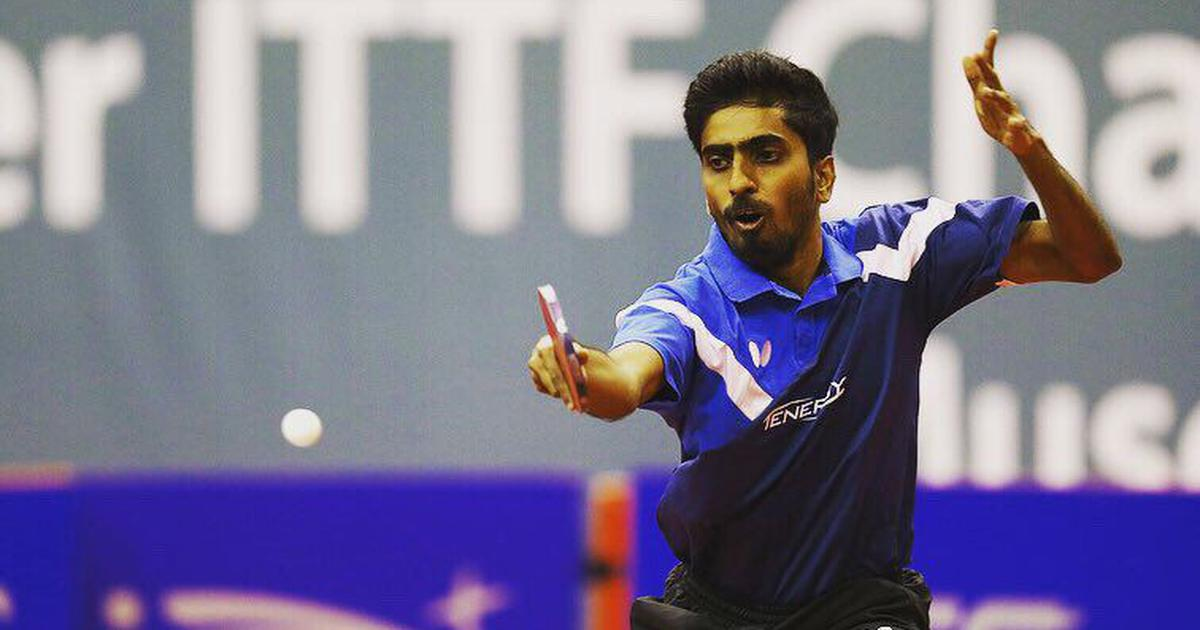 Table Tennis: Sathiyan lone Indian to make Asian Cup preliminary round as Sharath, Manika bow out