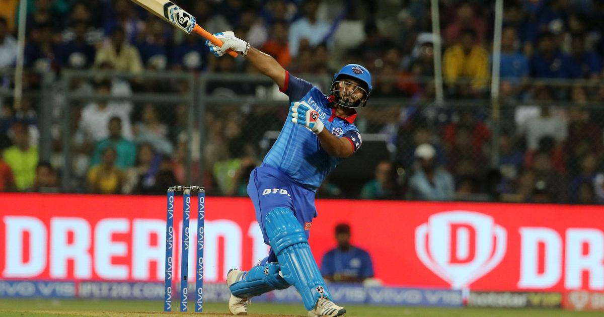 Overtakes RCB in 24 balls: Twitter left stunned by Rishabh Pant's blistering innings against MI