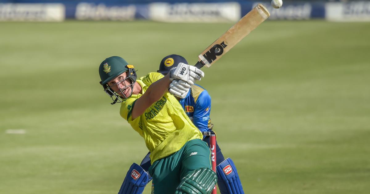 Dwaine Pretorius stars as South Africa complete T20I series sweep against Sri Lanka