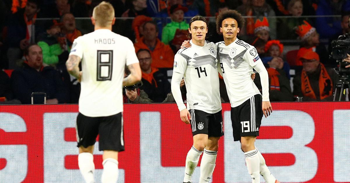 Euro 2020 qualifiers wrap: Germany beat Netherlands 3-2 in thriller, Hungary stun Croatia