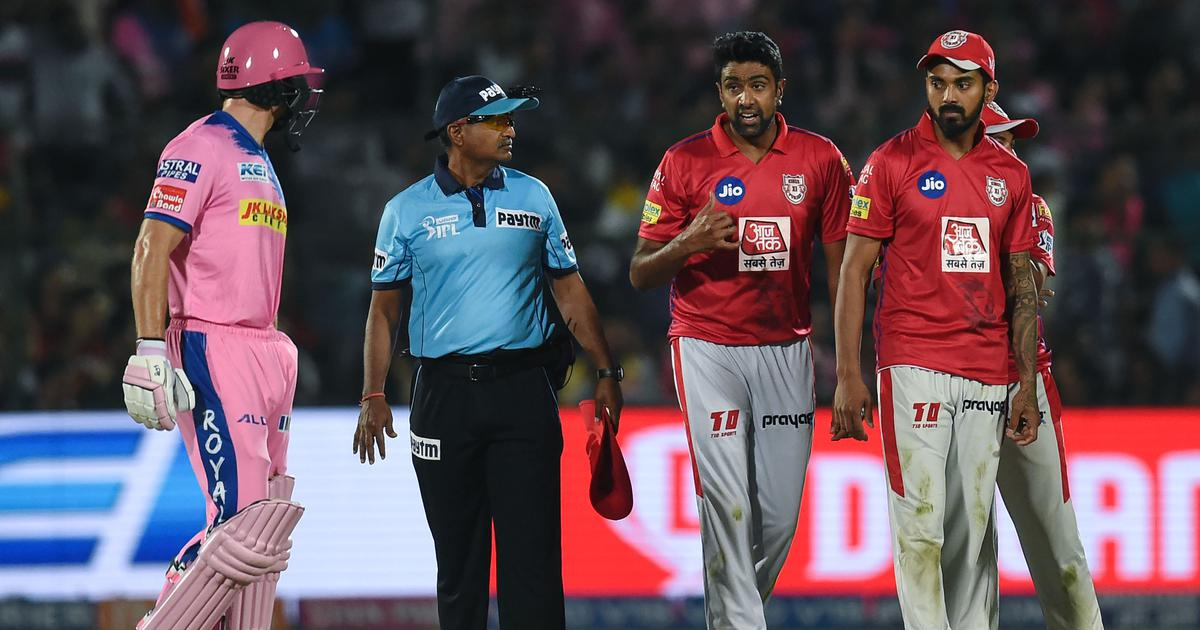 IPL 12: Ashwin's run out of Buttler nothing to do with spirit of cricket, says former umpire Taufel