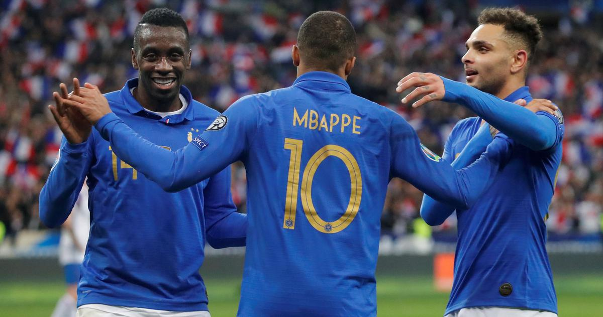 Euro 2020 Qualifiers Wrap Mbappe Leads France S Rout Of Ireland Ronaldo Injured In Serbia Draw