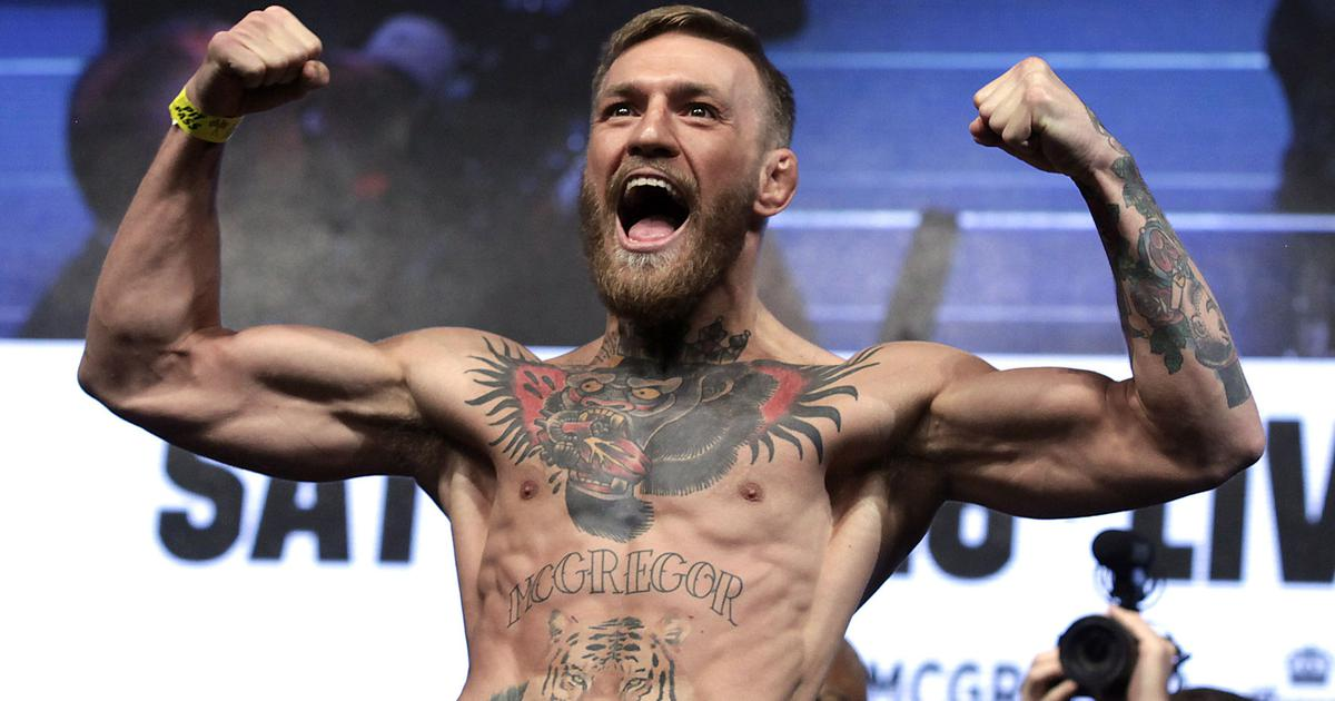 Mixed martial arts superstar Conor McGregor announces retirement for the second time
