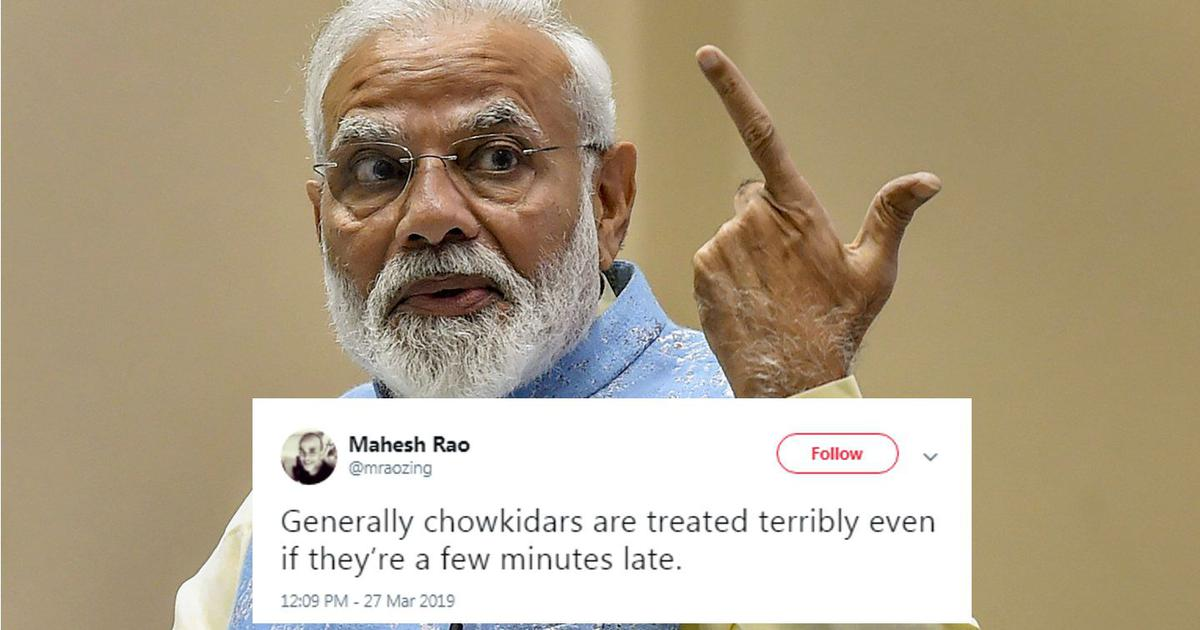 Modi's anti-climactic space announcement draws laughs: 'This meeting could've been an email'