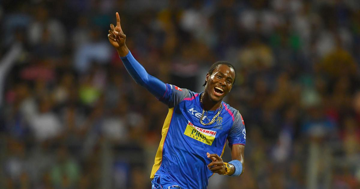 Would include Jasprit Bumrah, Rashid Khan and myself as the three best T20 bowlers: Jofra Archer