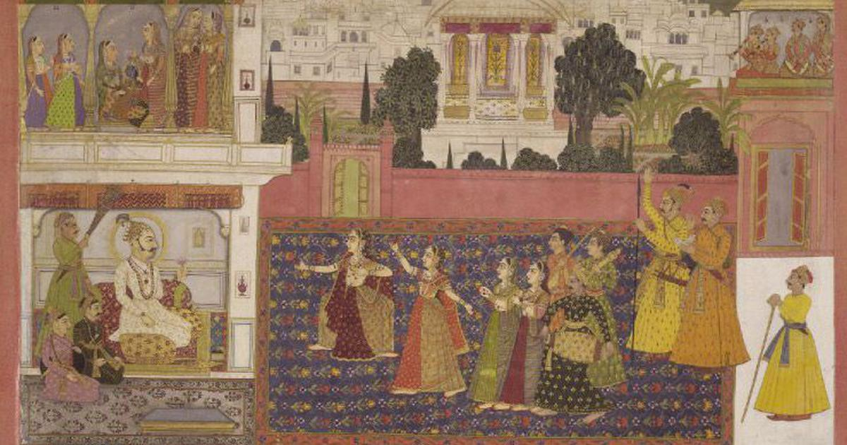 Mayalee: The story of an Indian dancing girl who stood up to the British Raj