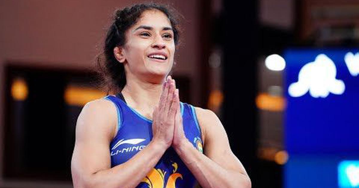 Wrestling World C'ships as it happened: Vinesh pins Prevolaraki to clinch 53kg bronze medal