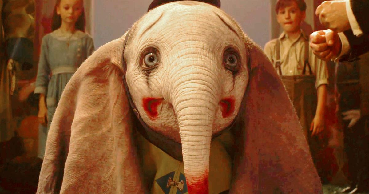 'Dumbo' movie review: Tim Burton's retelling of Disney's beloved flying elephant fails to take off