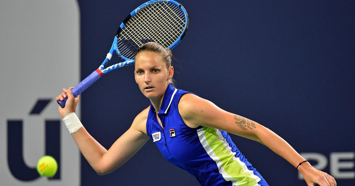 Karolina Pliskova downs Wimbledon defending champion Angelique Kerber to win Eastbourne title