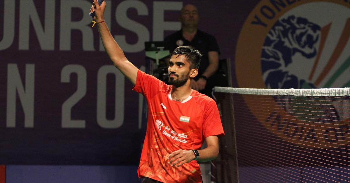 Felt like an adventure: Kidambi Srikanth on his first match back after pandemic at Denmark Open