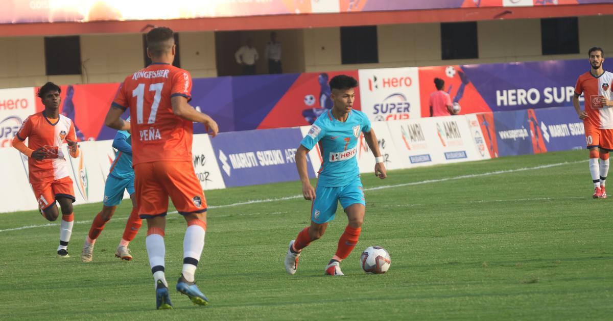 Football: FC Goa defeat Indian Arrows 3-0 to reach Super Cup quarter-finals