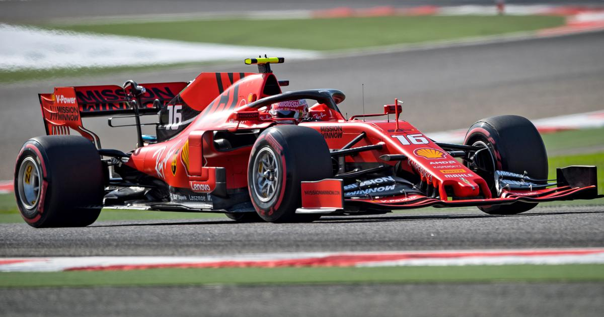 Austrian GP: Ferrari's Charles Leclerc tops season's most eventful practice