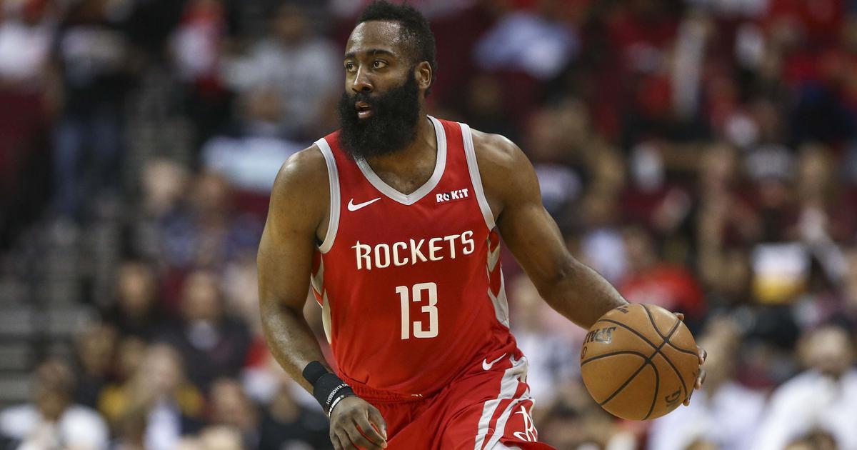NBA wrap: Harden stars for Rockets in high-scoring thriller, Antetokounmpo powers Bucks to win
