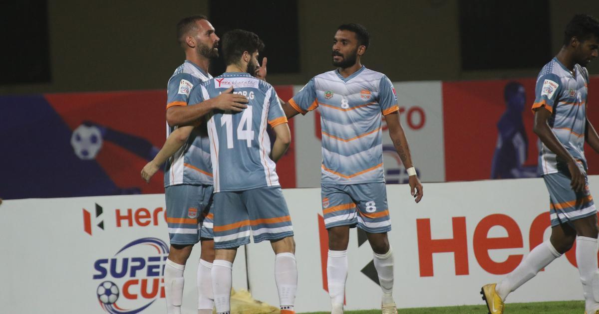 Super Cup: Chennai City march into quarters as Pedro Manzi's hat-trick sinks FC Pune City