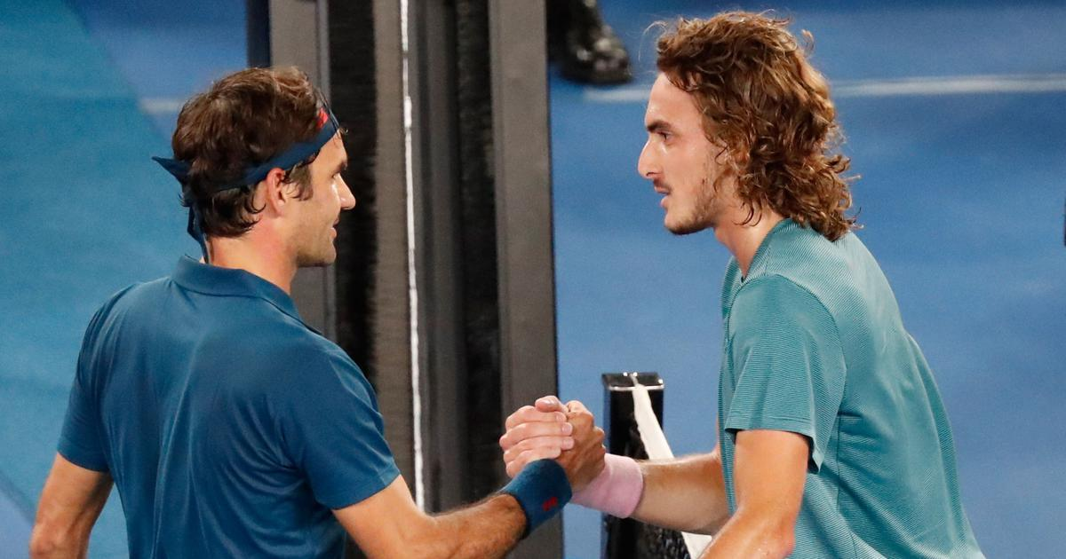 Federer doesn't agree with Tsitsipas's claim that he gets preferential treatment from umpires