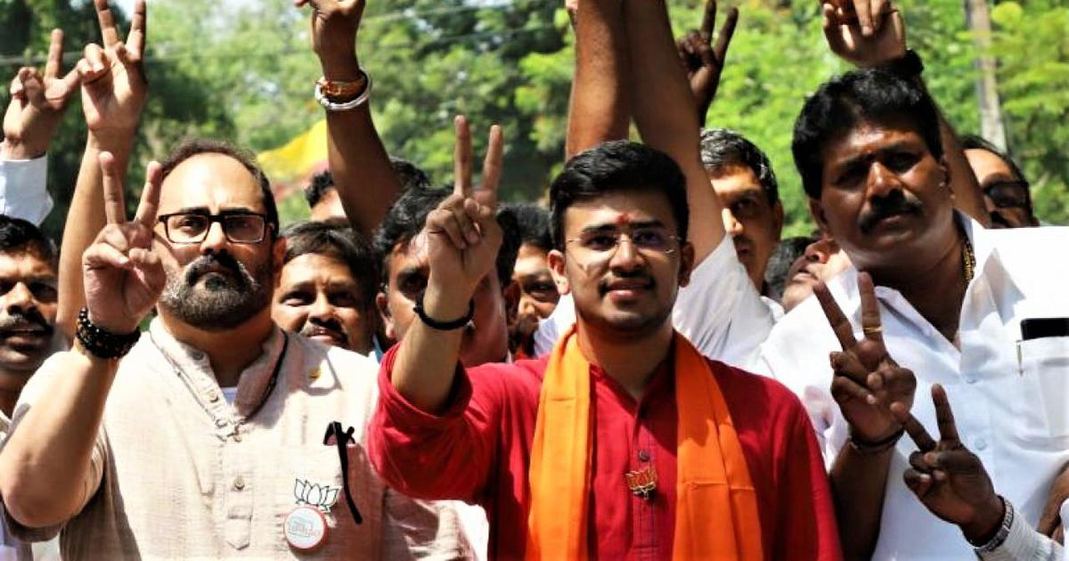 By gagging media to protect reputation of BJP's Tejasvi Surya, Indian judiciary has shredded its own