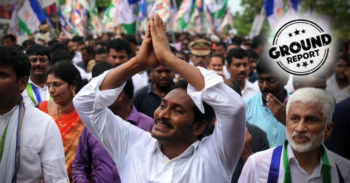 How Jagan Reddy walked 3,000 km to build a robust campaign against Chandrababu Naidu in Andhra