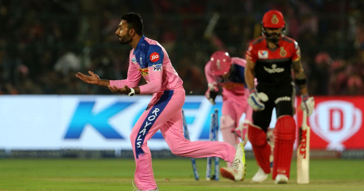 IPL 2019: Shreyas Gopal's googlies set up first win of season for Rajasthan Royals