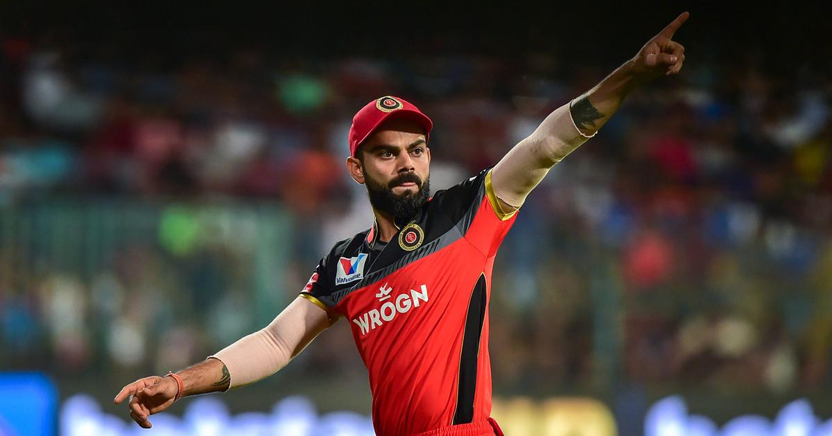 We focused on playing well but losing six games in a row hurt us, says RCB skipper Virat Kohli