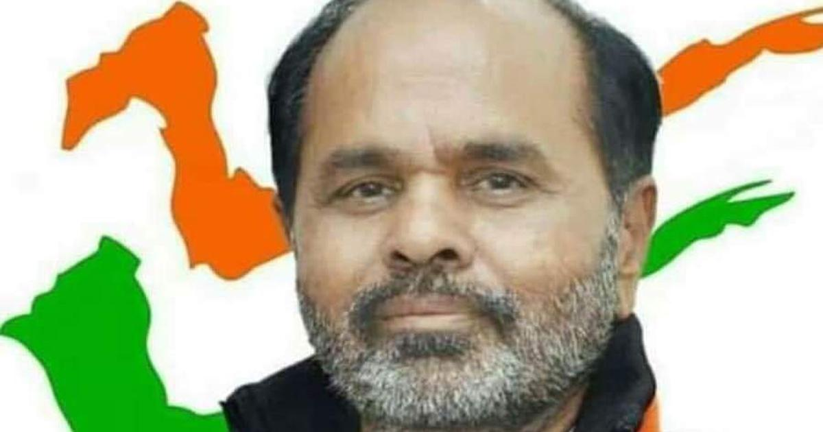 Lok Sabha polls: Congress fields CJ Chavda from Gandhinagar against BJP's Amit Shah