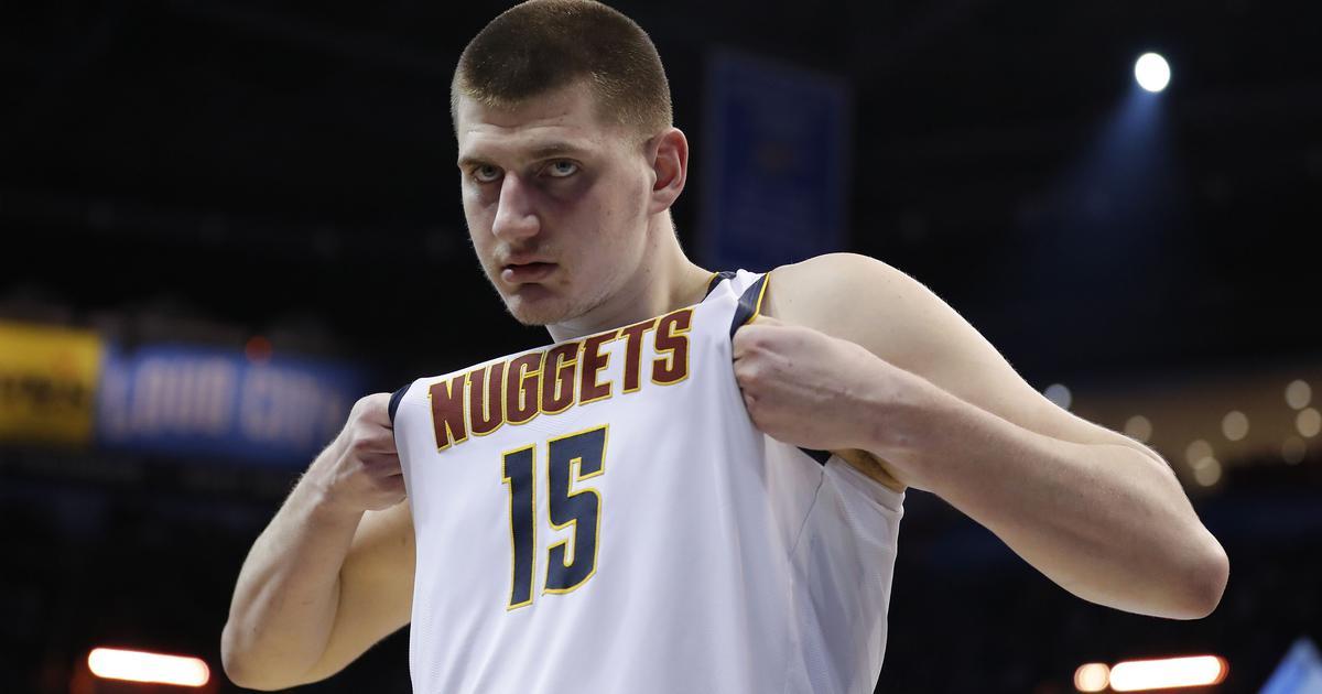 NBA: Nikola Jokic leads Nuggets past Spurs, Rockets crush Clippers