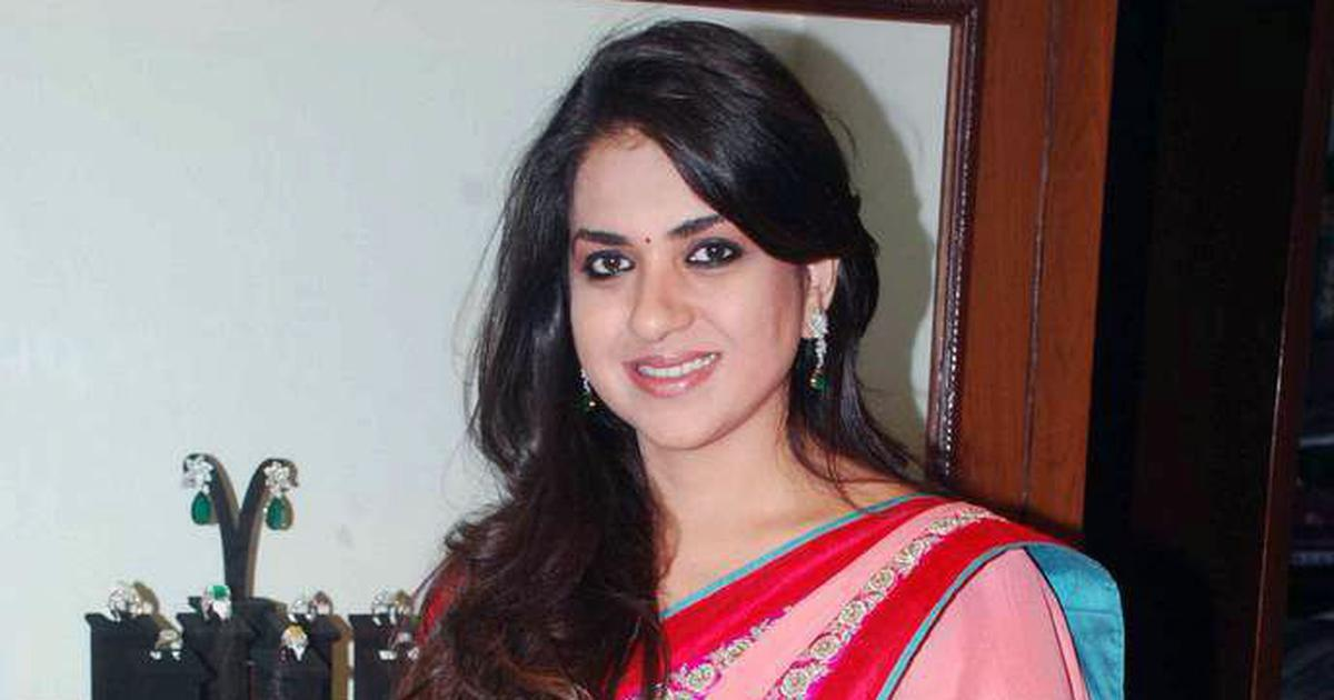 BJP spokesperson Shaina NC criticises parties, including her own, for not fielding more women