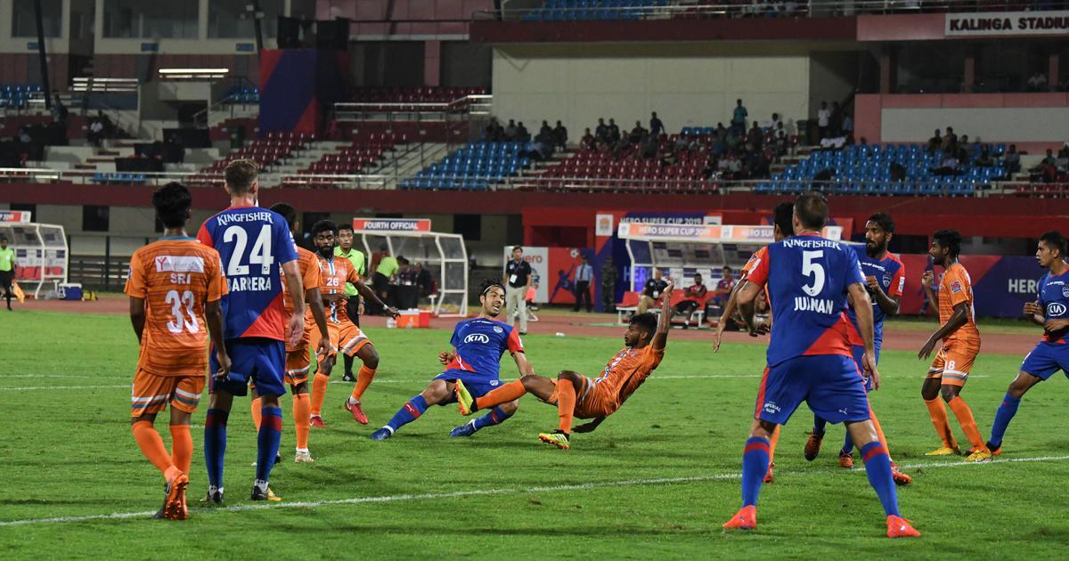 Super Cup: Chennai City beat Bengaluru thanks to goals from Nestor Gordillo and Pedro Manzi