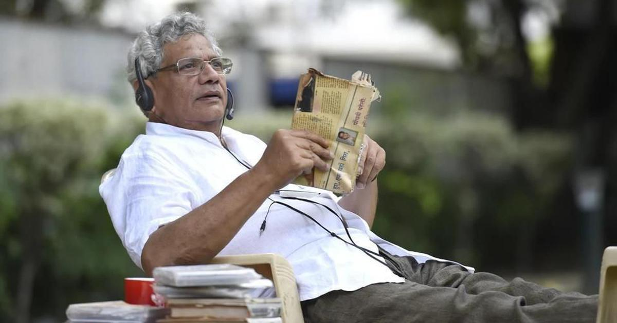 Sitaram Yechury: I don't feel betrayed by Rahul Gandhi but don't get what Congress is doing