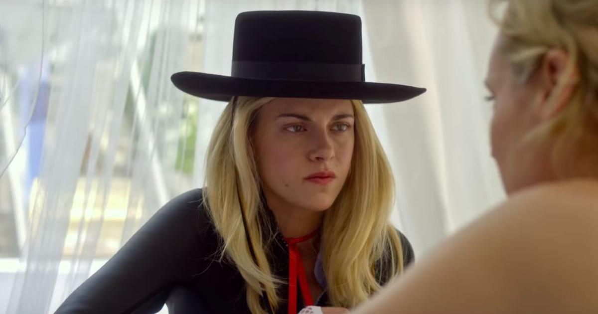 'JT LeRoy' trailer: Kristen Stewart masquerades as a literary star