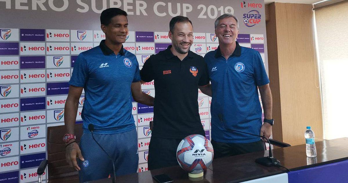 Super Cup football: FC Goa clash with Jamshedpur FC for a place in semi-final