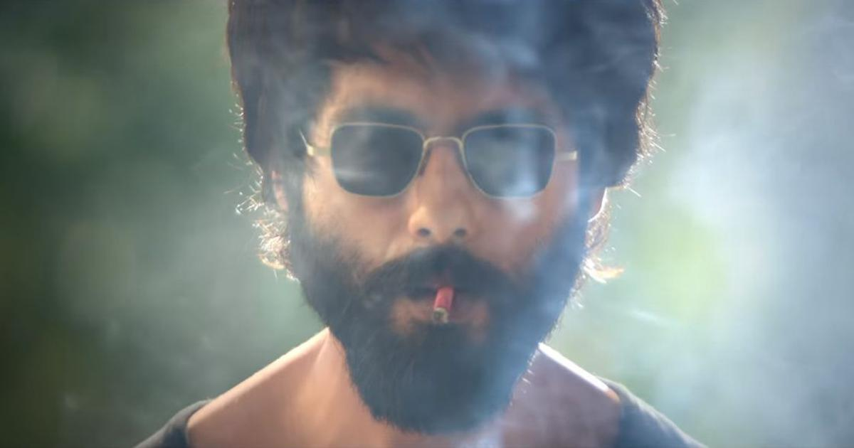 Shahid Kapoor impresses in the Kabir Singh teaser