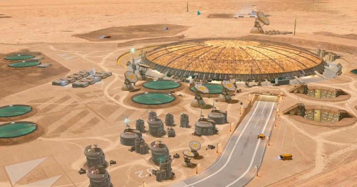 Project Eagle: How Nasa and a top game studio built an interactive base on Mars