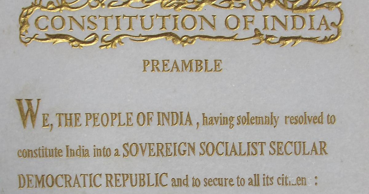 Why secularism is central to a democratic nation (and India is no exception)
