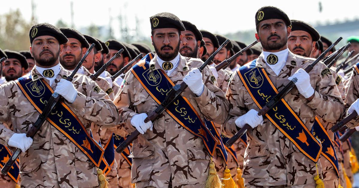 Iran labels US 'state sponsor of terror' after Washington blacklists Revolutionary Guard Corps